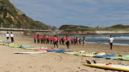 Surf Camp Menores Alamar
