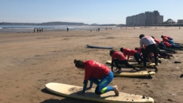 Clases de surf y Surf Camp Alamar Surf House
